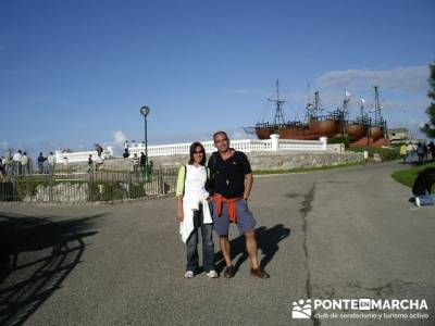 Conocer gente - amistad; visitas alrededores de madrid; rutas de senderismo en españa